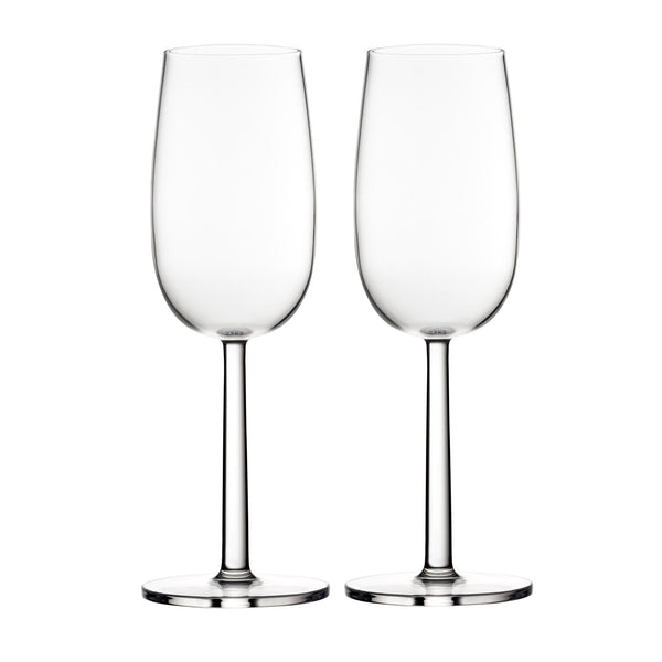 Raami Champagne Glass - Pair