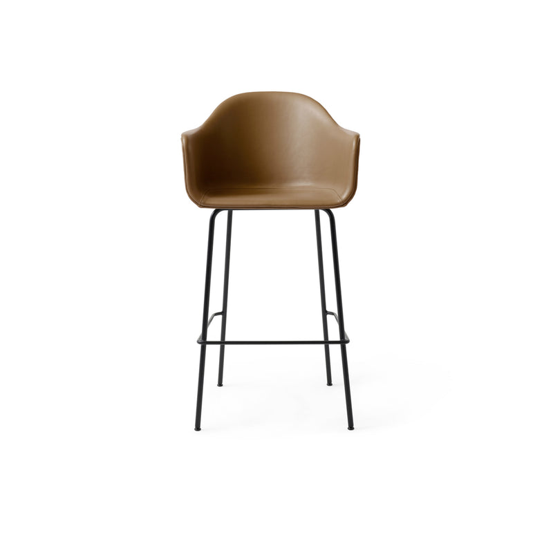 Harbour Side Bar Stool - Leather