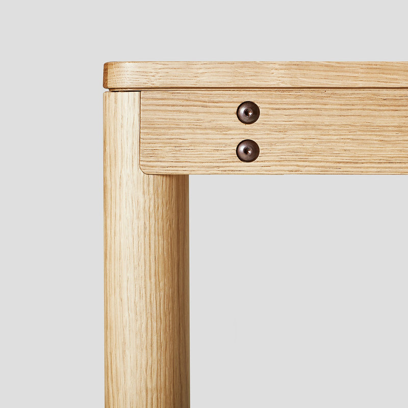 Wooden Dowel Table