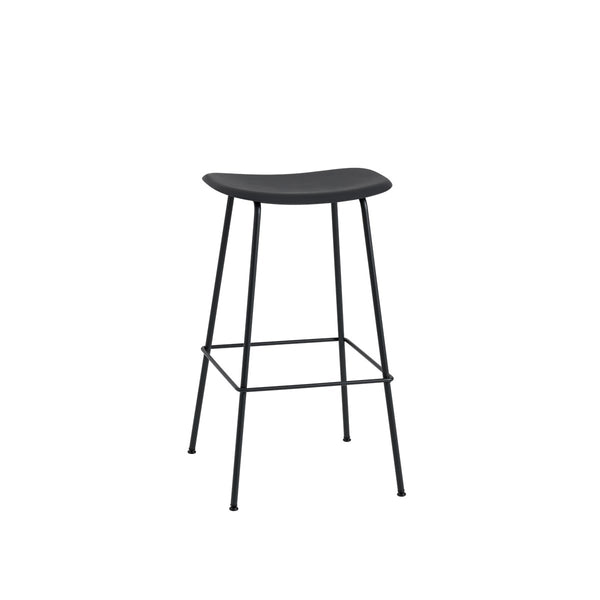 Fiber Counter Stool / Tube Base / 75cm