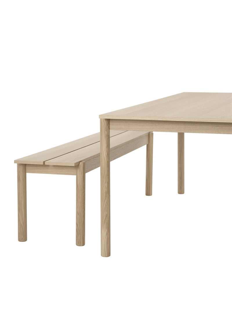 Linear Wood Table 1400x850
