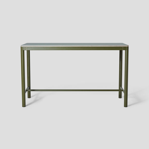 High Metal Dowel Table