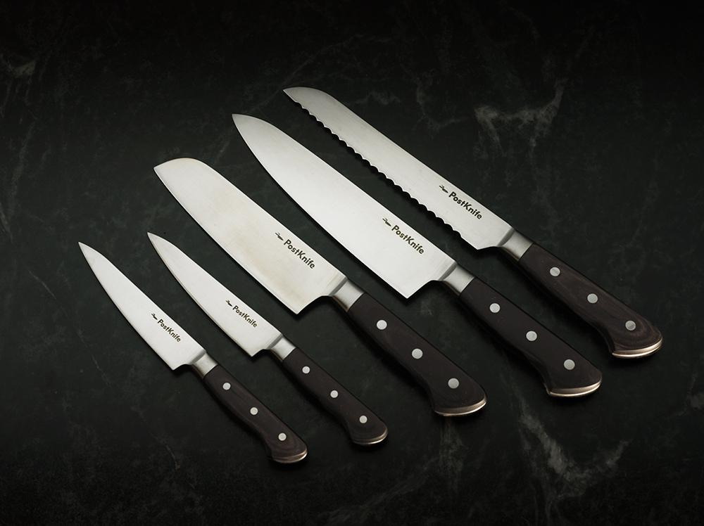 Custom Knife Set Subscription - At Home