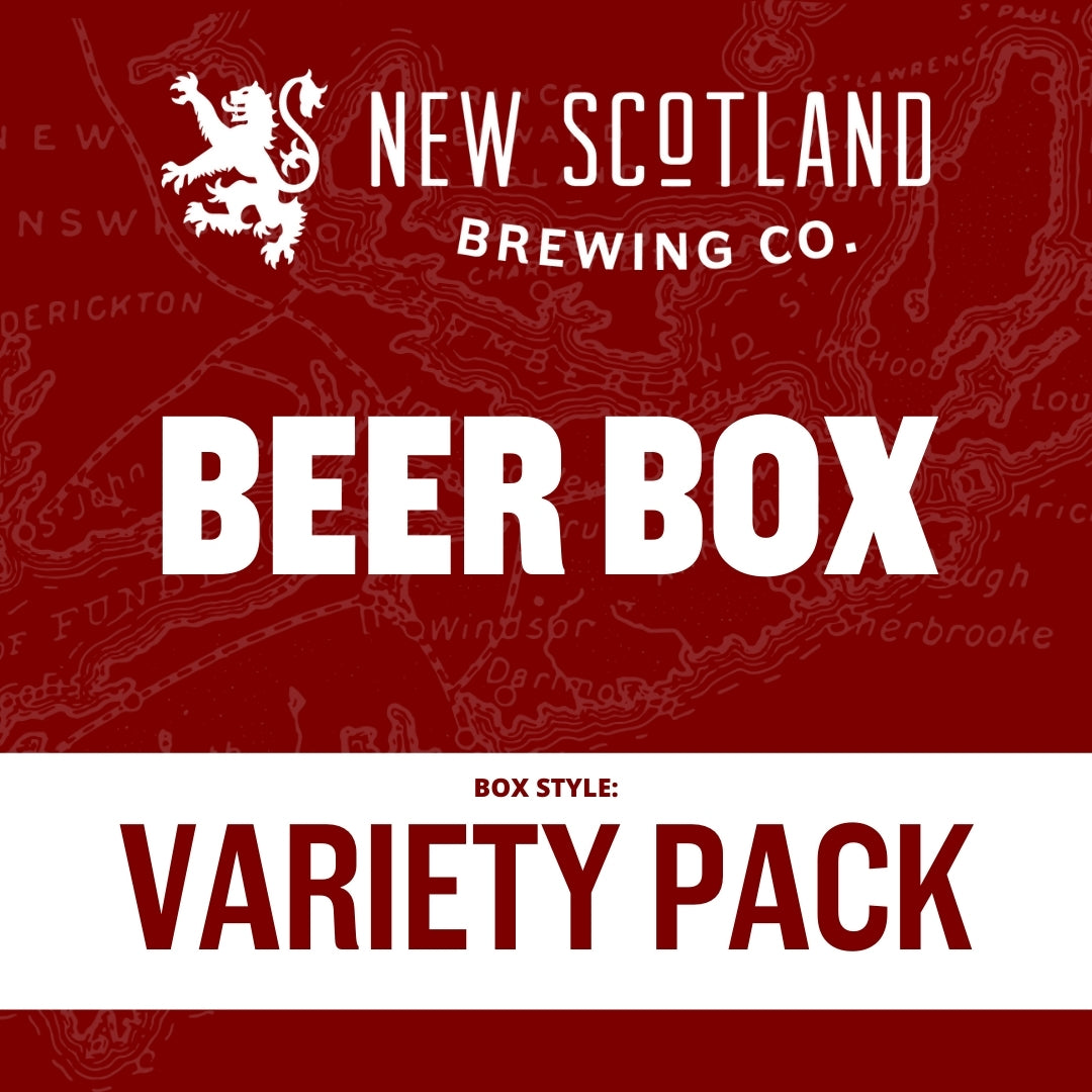 Beer Box - Variety Pack