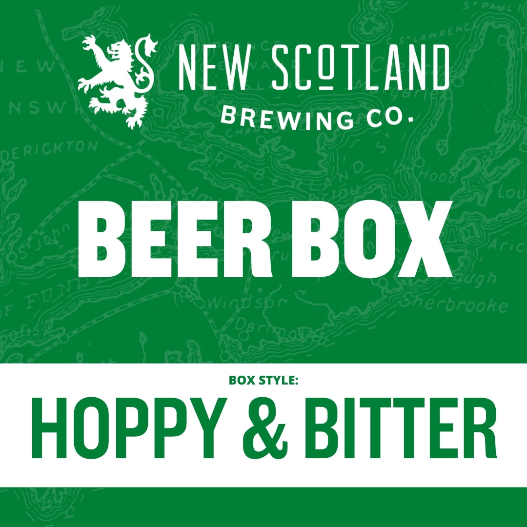 Beer Box - Hoppy & Bitter
