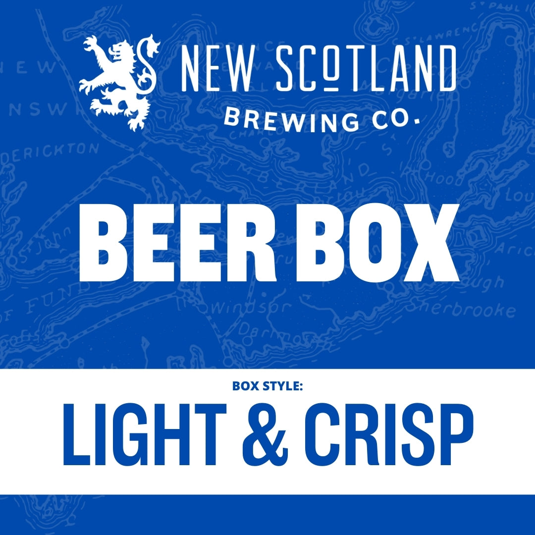 Beer Box - Light & Crisp
