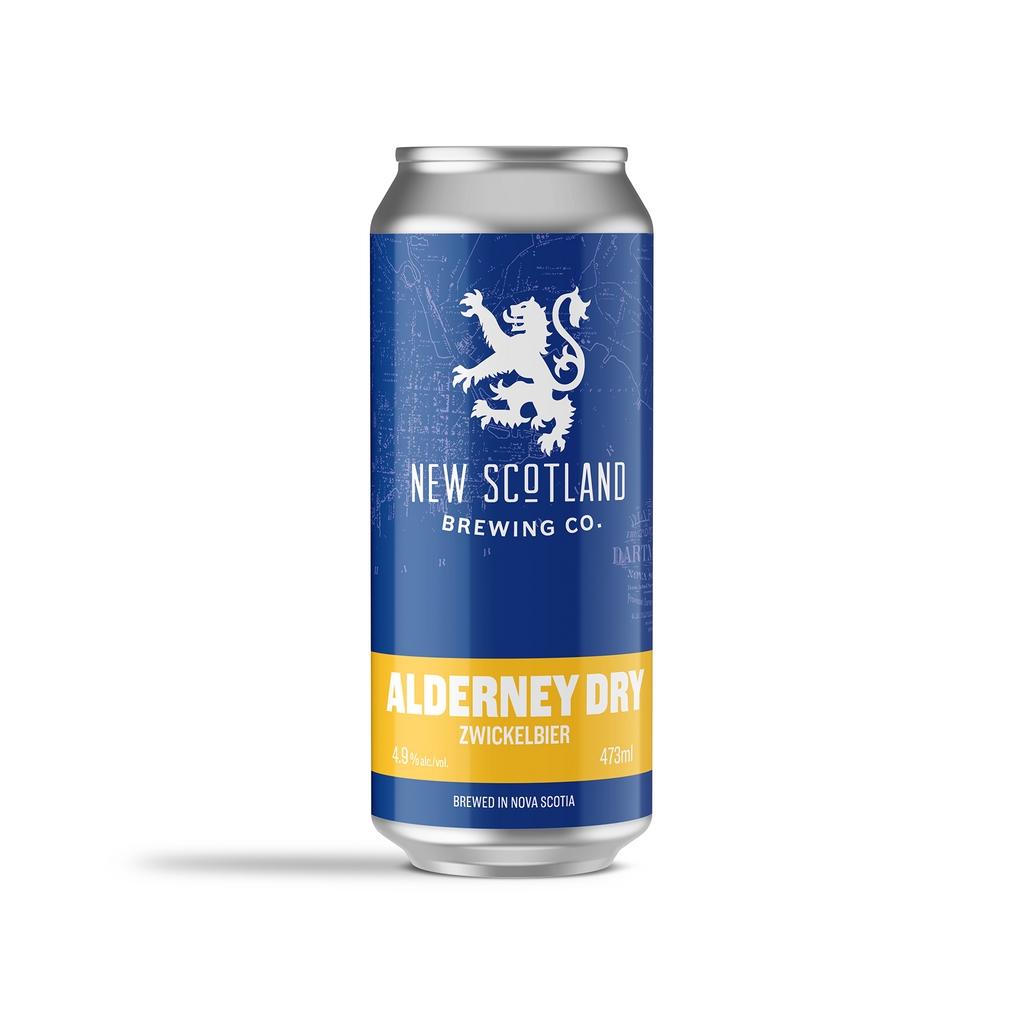 Alderney Dry Session Lager (Zwickelbier)