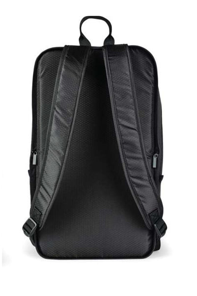 Mesh Silver Bolt Backpack