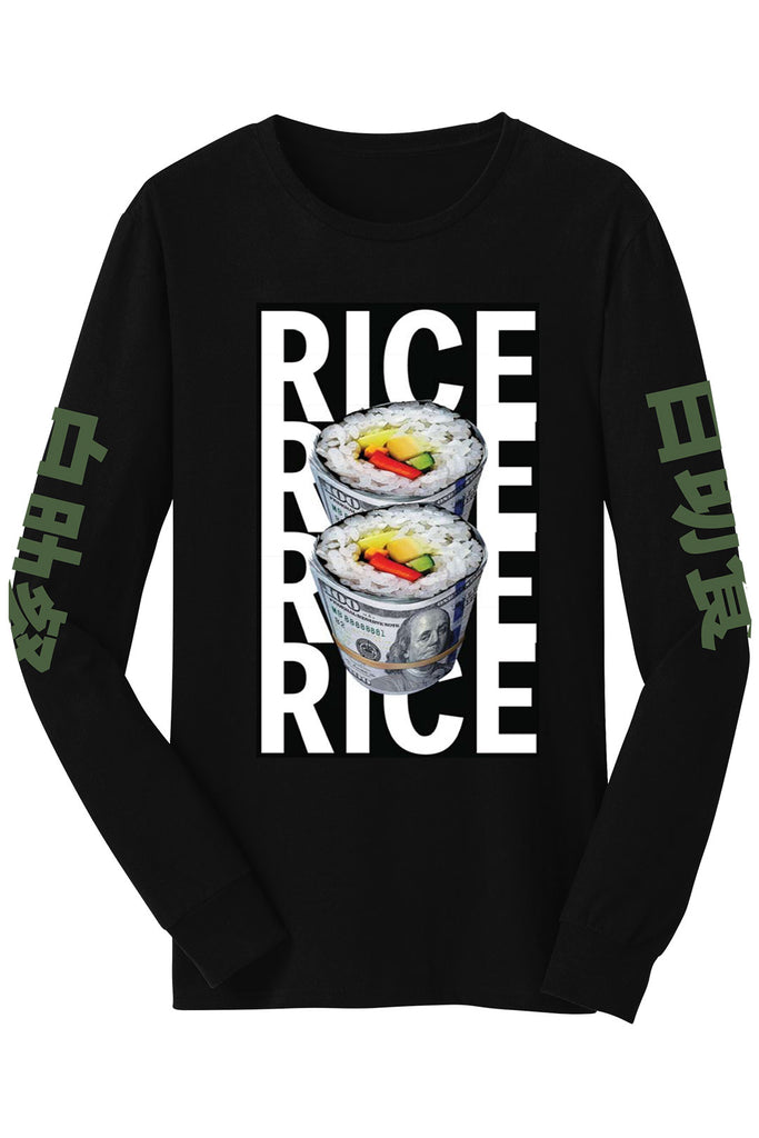 ROLLS RICE LONG SLEEVE