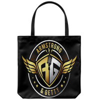Armstrong & Getty Air Force Tote Bag