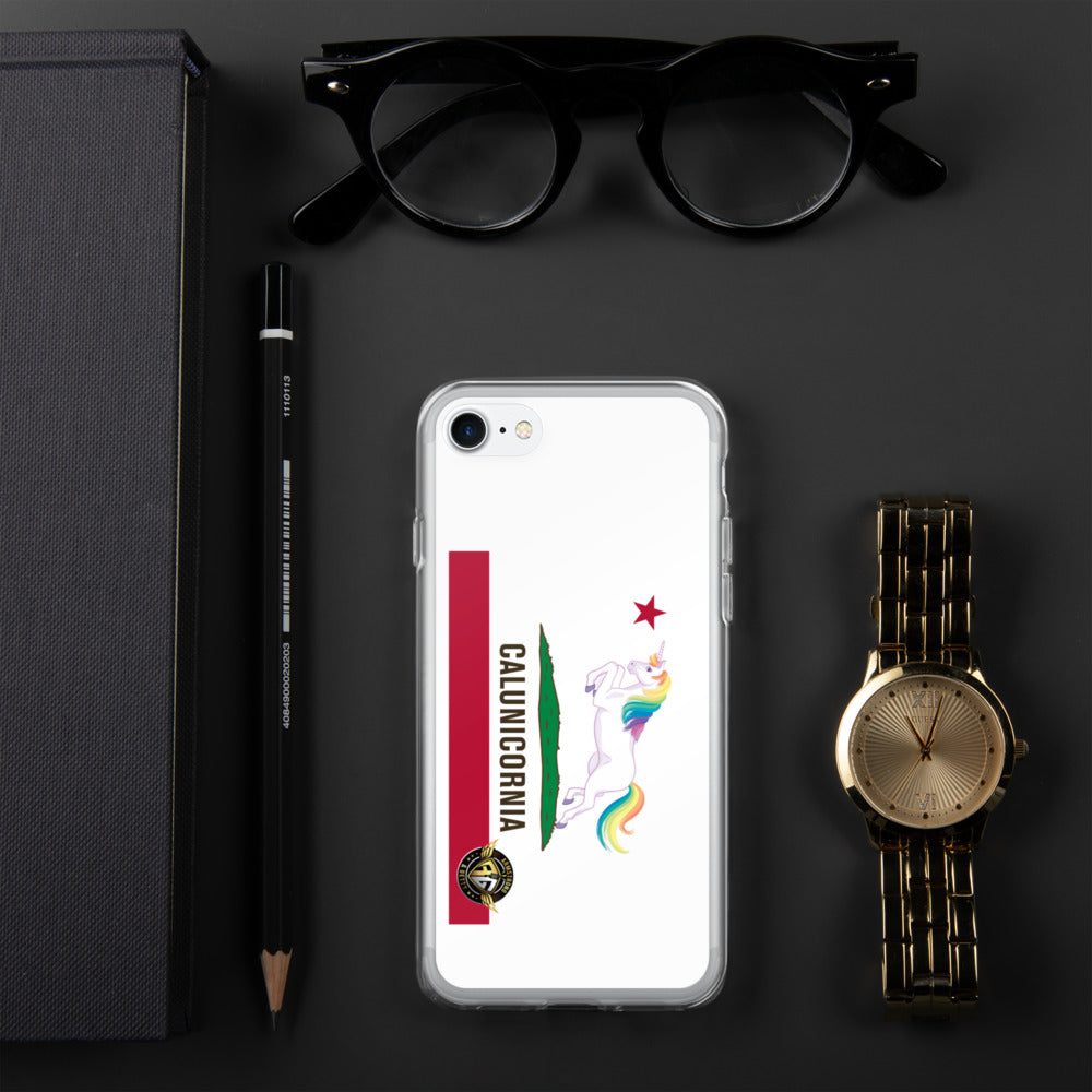 The A&G Calunicornia iPhone Case