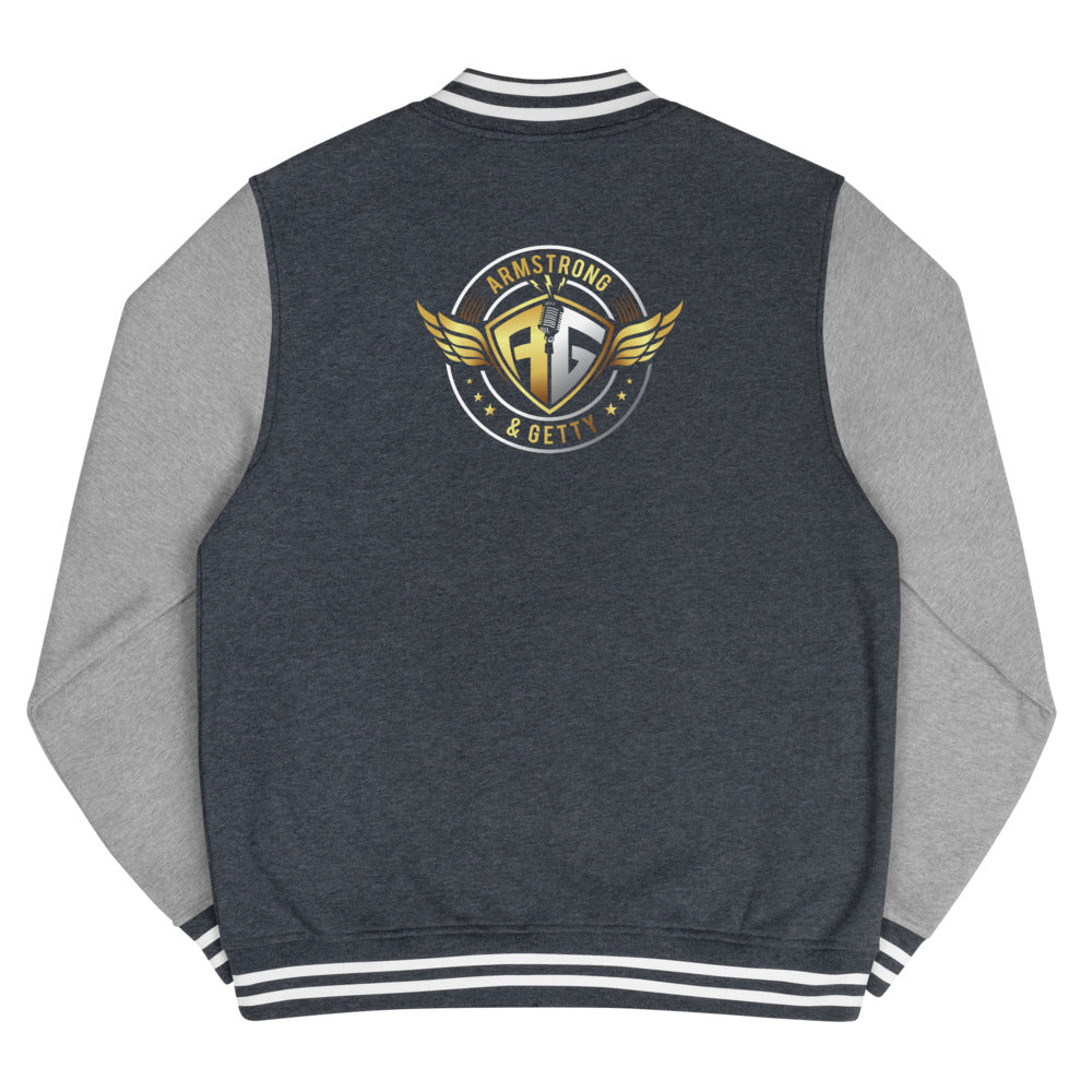 The A&G Air Force Letterman Jacket