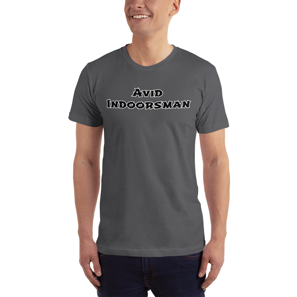 Positive Sean's Avid Indoorsman Tee