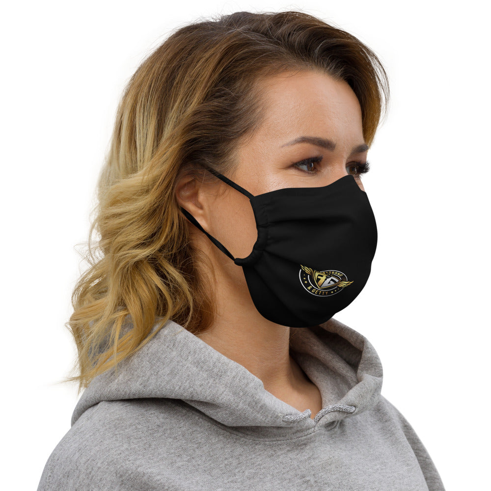 The A&G Air Force Face Mask!