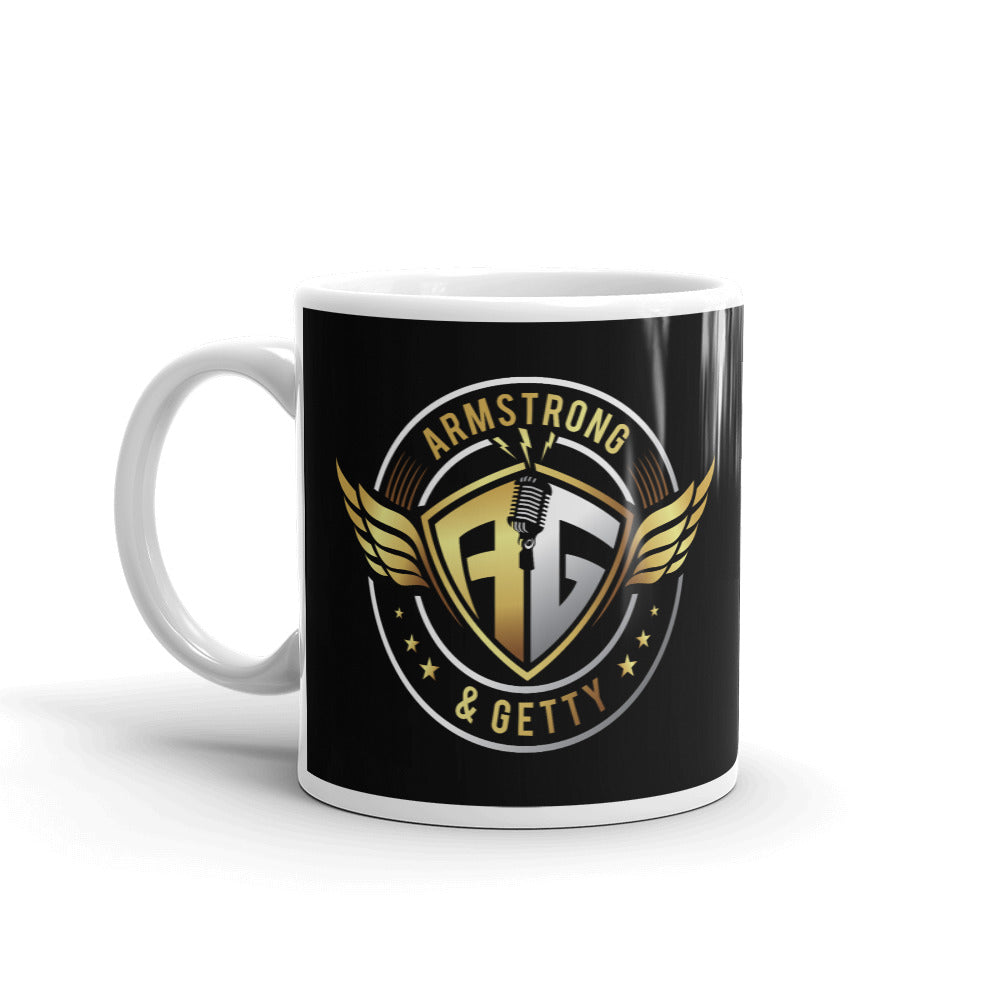 A&G Air Force Mug