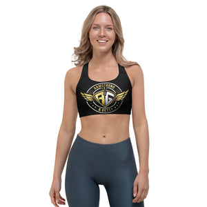 The A&G Air Force Padded Sports Bra