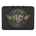 Armstrong & Getty Air Force Bluetooth Speaker