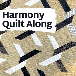Harmony Quilt Along
