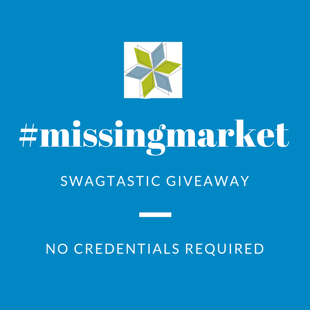 International Quilt Market's #MissingMarket giveaway!!