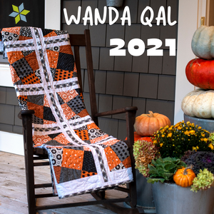 Wanda - New Year Quilt Along 2021
