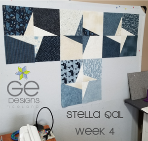 Stella QAL Week #4 Assembly