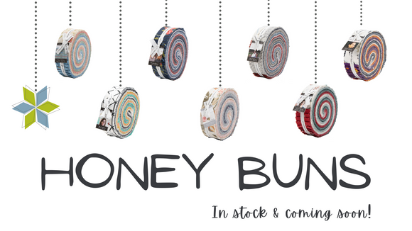 GE Designs Honey Bun 1-1/2