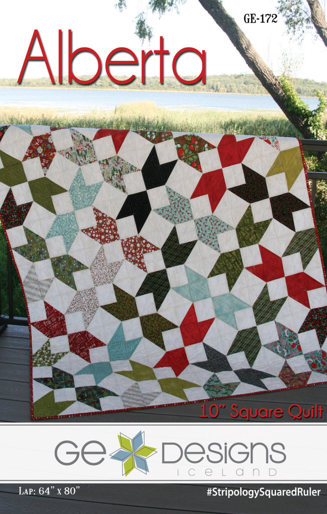 Alberta 10 Quot Square Pattern Ge Designs