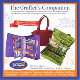 Yazzii Crafters Companion Black