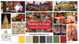 Christmas In Europe - Fabric Kit Reservation