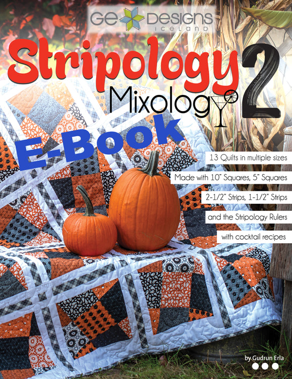 Stripology Mixology 2 E-book