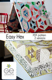 Easy Hex Pattern PDF