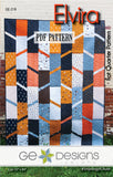 Elvira - PDF Fat Quarter Pattern