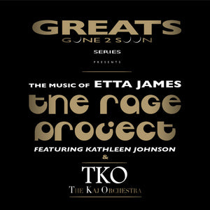 The Music of Etta James CD