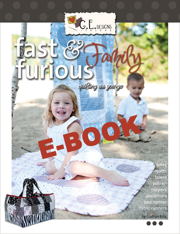 Fast & Furious Family: E-Book