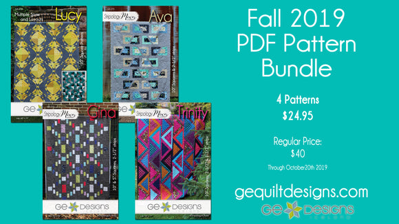 Fall 2019 PDF Pattern Bundle