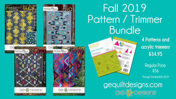 Fall 2019 Pattern / Trimmer Bundle