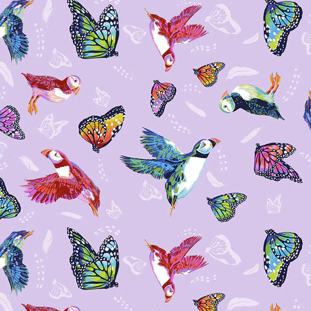 Friends in Flight PWLT017 - 3 Yard