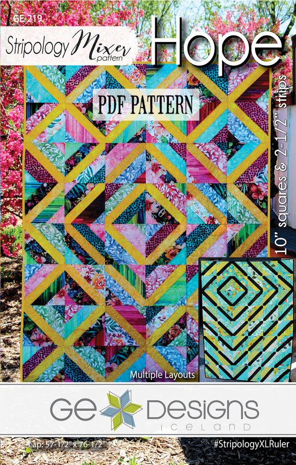 HOPE - PDF Stripology Mixer Pattern