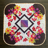 May Baskets Table Topper - Pattern and video class