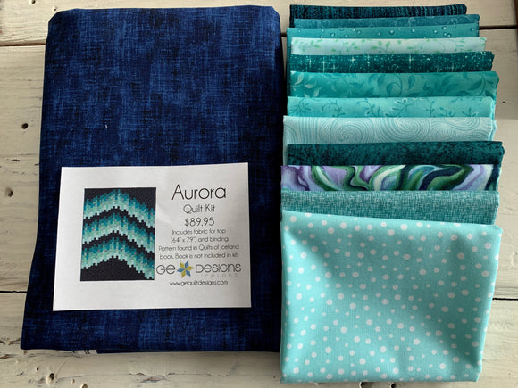 Aurora Fabric Kit - 64