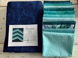 "Aurora Fabric Kit - 64"" x 79"""