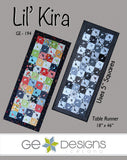 Lil' Kira - Table runner pattern