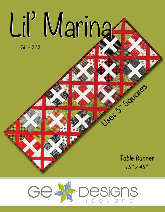 Lil' Marina - Table runner pattern