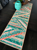 Low Tide Table runner - Pattern and video class