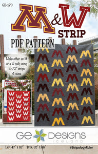 M & W Strip Pattern PDF