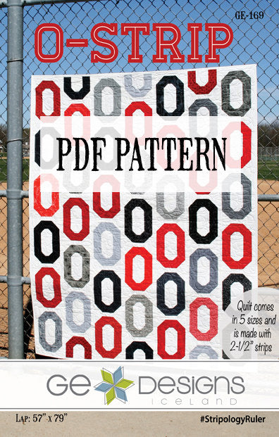 O-Strip Pattern PDF