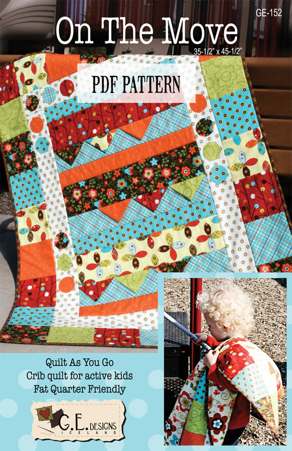 On The Move Pattern PDF