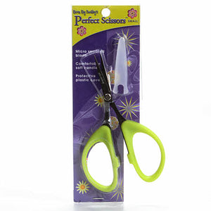 "Perfect Scissors 4"" small, green"