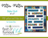 Pitter Patter Kit ~ Outer Space