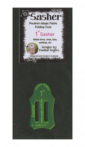 The Sasher 1""
